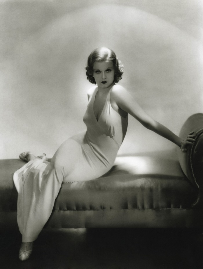 Jean-Harlow-slinky-dress